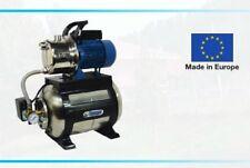 POMPA AUTOCLAVE ELETTRICA elettropompa 1300W VB 25/1300 SERBATOIO INOX 25 L