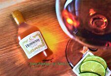 Cognac Soap-Hennessy Soap-Alcohol Soap-Men's Gift-Gag Favor-Party Favor