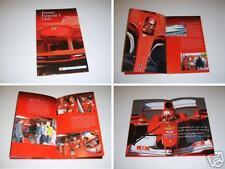 FERRARI brochure catalogue VIP scuderia F1 formula 1 club paddock 2002 #1849/02