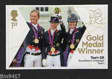 2012 SG 3361 1st Olympic Gold Medals Winners Equestrian: Team Dressage