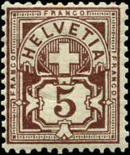 Switzerland Scott #71b Mint