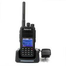 Retevis DMR RT3 VHF136-174Mhz Digital Mobile 2-Way Radio WalkieTalkie 1000CH VOX