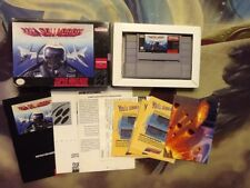 U.N. Squadron Complete Authentic Super Nintendo Tested & Working! SNES