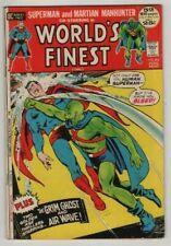 WORLDS FINEST # 212**SUPERMAN & BATMAN **1972***VERY FINE MINUS  7.5