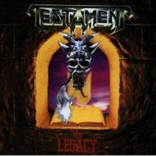 TESTAMENT - THE LEGACY CD ROCK 9 TRACKS NEU