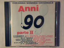 COLONNA SONORA Anni 90 parte II cd CORONA PREZIOSO CAPPELLA F.P.I. PROJECT