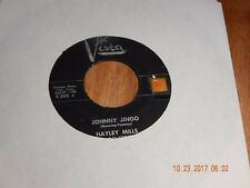 Hayley Mills : Johnny Jingo / Jeepers Creepers 45 Rpm / Buena Vista 395