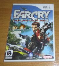 Jeu nintendo wii - Far cry vengeance (FPS action)