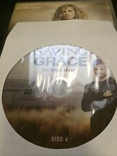 Saving Grace - Season 3, Disc 4 REPLACEMENT DISC (not full season)