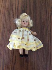 Vintage Vogue Ginny Doll Formal Dress Blonde
