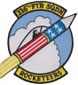 336th Fighter Squadron 336 FS United States Air Force USAF Embroidered Patch