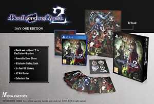 Death end re;Quest 2 - Day One Edition (PS4) request - BRAND NEW & SEALED UK