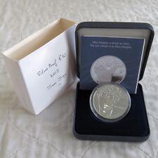 IRELAND 2013 JAMES JOYCE 10 EURO SILVER PROOF - boxed/coa/outer