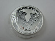 2011 Koala one ounce silver coin in clean capsule from Perth Mint - TOP COND!
