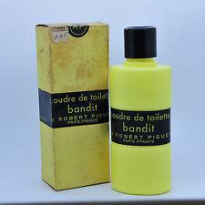 Robert Piguet Bandit body powder vintage powdre de toilette 3oz