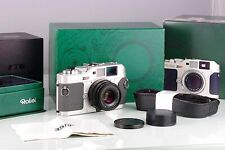 Premium Rangefinder Rollei 35 RF 35RF +7artisans 35mm F/2 Leica M Mount As - New