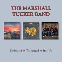 The Marshall Tucker Band - Dedicated / Tuckerized / Just Us [CD]