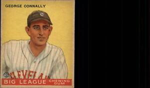 1933 GOUDEY BASEBALL ASSORTED SINGLES U-PICK