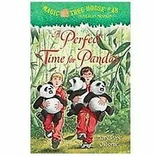Magic Tree House #48: A Perfect Time for Pandas (A Stepping Stone-ExLibrary