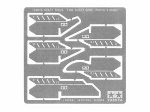 Tamiya 74094 Micro Scie Pour Plastique Modélisme