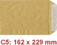 500 Pochettes (enveloppes)  C5 162 x 229 mm Kraft 90 gr