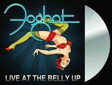 """Foghat Live at the Belly Up"" CD"
