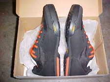 Giro Rumble VR MTB Cycling Shoes Spinning SPD Black Orange Vibram EUR 42 / U.S 9