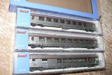 HS Jouef HJ4123 TEE-Set dreiteilig des Typs Mistral 69 SNCF