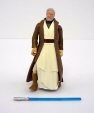 STAR WARS OBI-WAN KENOBI Power of the Force Action Figure COMPLETE C9+ 1995