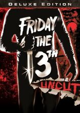 Friday The 13Th [New DVD] Deluxe Edition, Dolby, Dubbed, Subtitled, Uncut, Wid