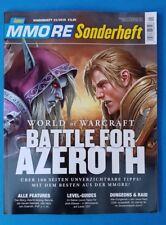 PC Games Sonderheft 01/2018 MMORE World of Warcraft  ungelesen 1A abs.TOP