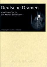 Deutsche drames de H. sachs jusqu 'A. schnitzler CD rom bibliothèque numérique Nº 95