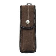 Funda de lona y algodón Opinel, color marrón, adaptable a modelo tradicional Nº1