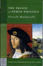 The Prince and Other Writings by Niccolo Machiavelli Trade Paperback PB 2003