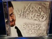 Young Wicked - The Prodigal Son CD AMB axe murder boyz twiztid rittz r.o.c. icp