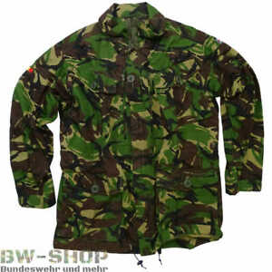 ORIGINAL BRITISCHE ARMEE JACKE DPM - TARN ARMY FIELD JACKET FELDJACKE