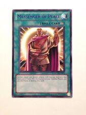YuGiOh Messenger of Peace DL12-EN013 (PURPLE) Duelist League Card New