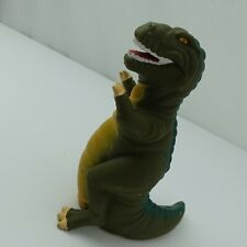 Shaprtooth T-Rex 1988 Dinosaur Puppet Land Before Time Pizza Hut VTG Toy