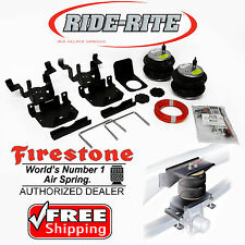 Firestone 2596 Ride Rite Rear Air Bags for 11-17 Silverado Sierra 2500HD 3500HD