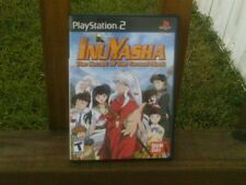 Inuyasha The Secret of the Cursed Mask complet&Feudal Combat ps2 ~ Free Shipping