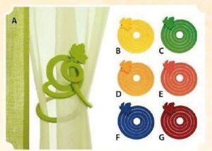 Set of 2 Decorative Curtain Holders Net Curtain Holdbacks
