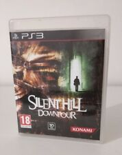 PS3 SILENT HILL DOWNPOUR ITALIANO CD COME NUOVO COMPLETO PLAYSTATION 3 MAI USATO