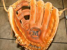 "MacGregor RG50 Leather Baseball/Softball 13"" Glove/Mitt - Steerhide Leather - RH"
