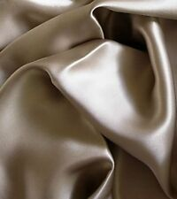 100% silk pillowcase Std/Queen champagne beige pillow case by Feeling Pampered