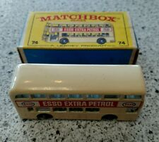 MATCHBOX 74 DAIMLER WITH BOX MADE IN ENGLAND LESNEY GREAT CONDITION