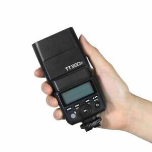 NEW Godox TT350F Camera Speedlite Flash TTL 2.4G HSS 1/8000S for FUJI Camera