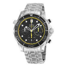 Omega Seamaster Diver Co-axial Automatic Chronograph Men's Watch 21230445001002