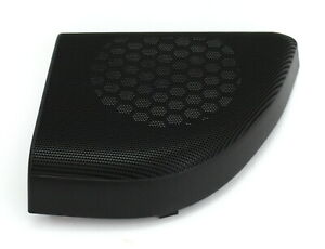 Mercedes-Benz Speaker Cover Panel Right Black CL203 Sport Coupe