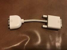 Genuine Apple DVI (male) to VGA (female) Video Adapter