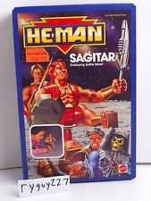 He-Man, Sagitar, New Adventures, Tharkus, MOTU, MOC, MISB, box, NA, sealed, MIB
